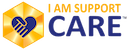 I AM Support Care Logo
